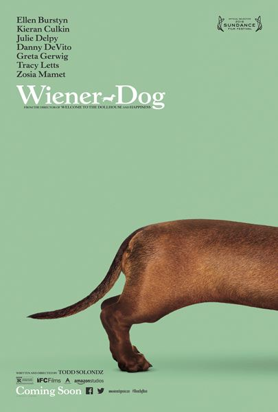 Wiener Dog poster (Web 600px)