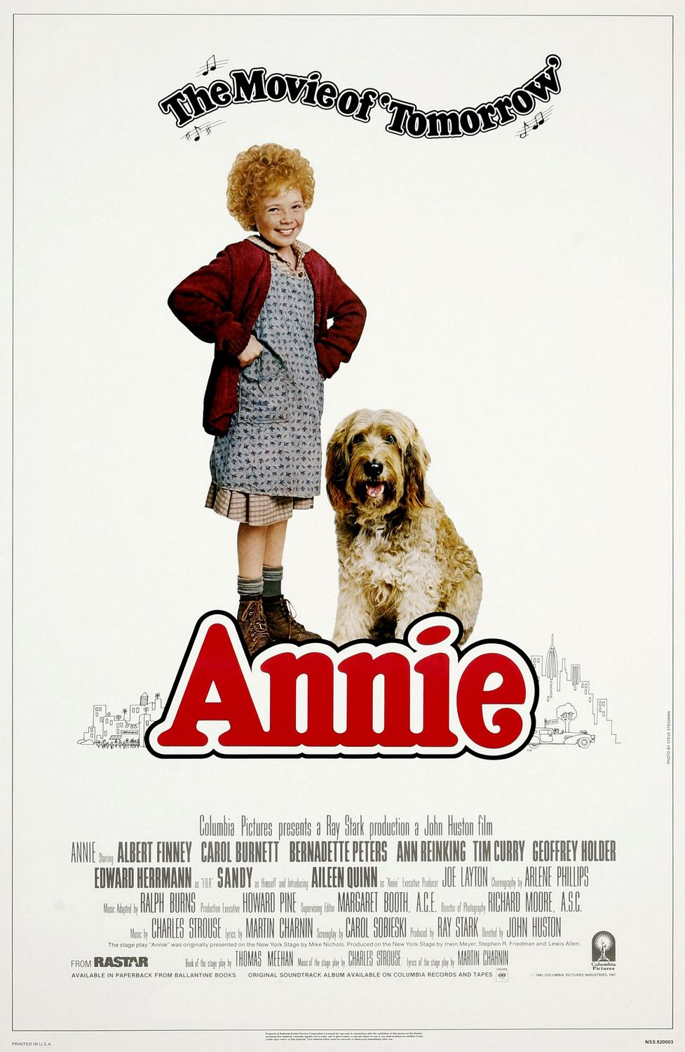 ANNIE – Hull Truck Theatre – March 18   Hull Independent Cinema