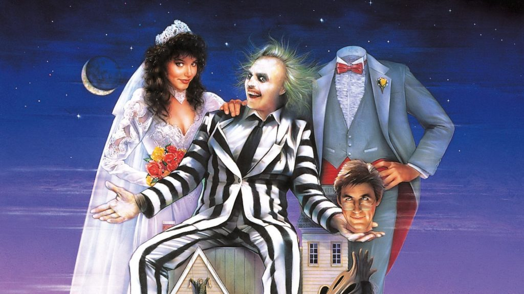 Promotional image from Beetlejuice